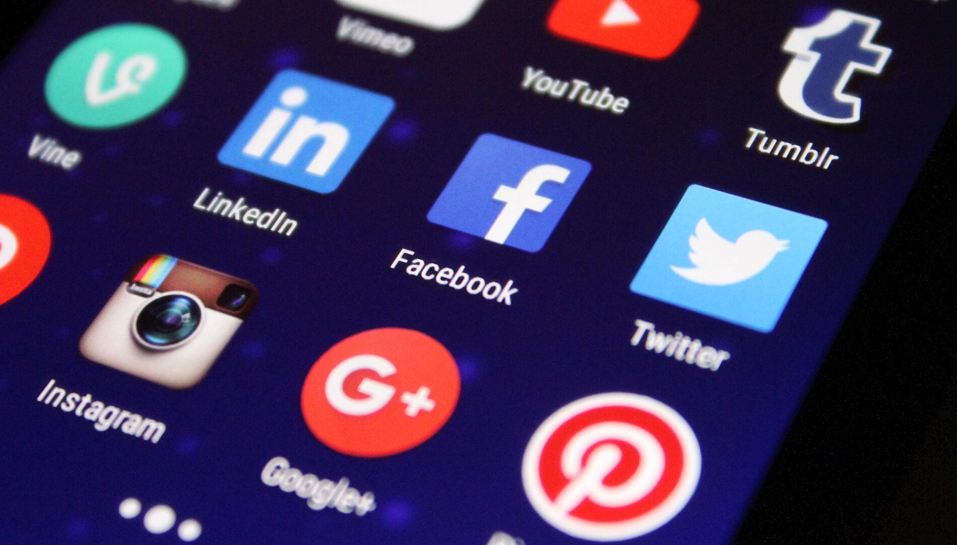 Alle social media afmetingen